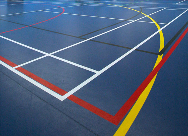 sports-court-markings