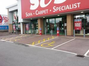 SCS supermarket