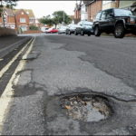 Is this road repair material the solution to our pothole backlog?