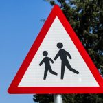 New road safety campaign encourages children to stop, look, listen and think