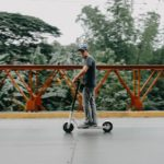 UK reviews e-scooter laws