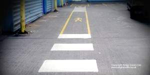 Road Marking | White Lining