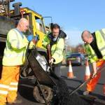 IHE respond to government road maintenance statement
